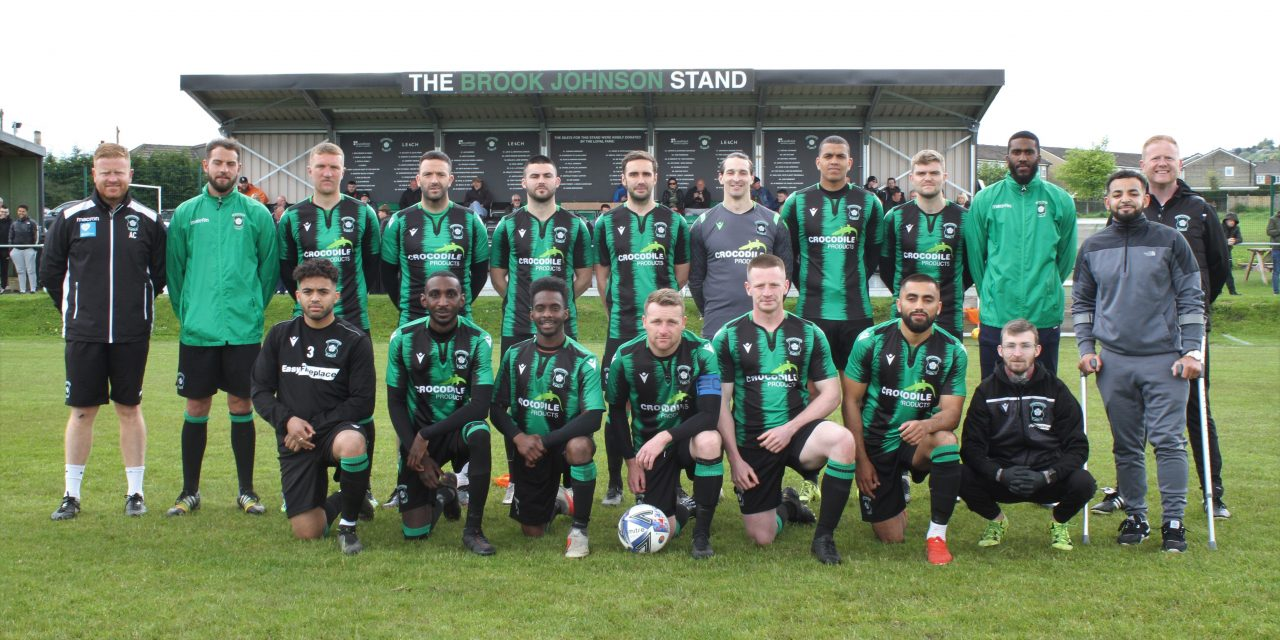 Good beer, good pies and good football – Golcar United gear up for success on and off the field
