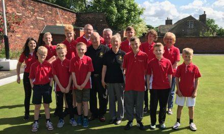 £10k boost to Huddersfield Junior Bowling as new season starts