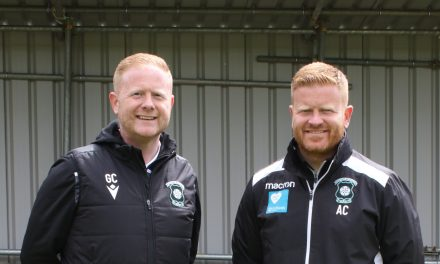 200 up! Golcar United joint bosses Ash and Gav Connor want to celebrate 200th game in charge with a win