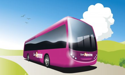 Pink is the new orange as Transdev rebrands its Yorkshire Tiger buses