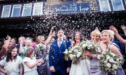 The Woodman Inn says 'We Do' to 'roadmap-proof' weddings