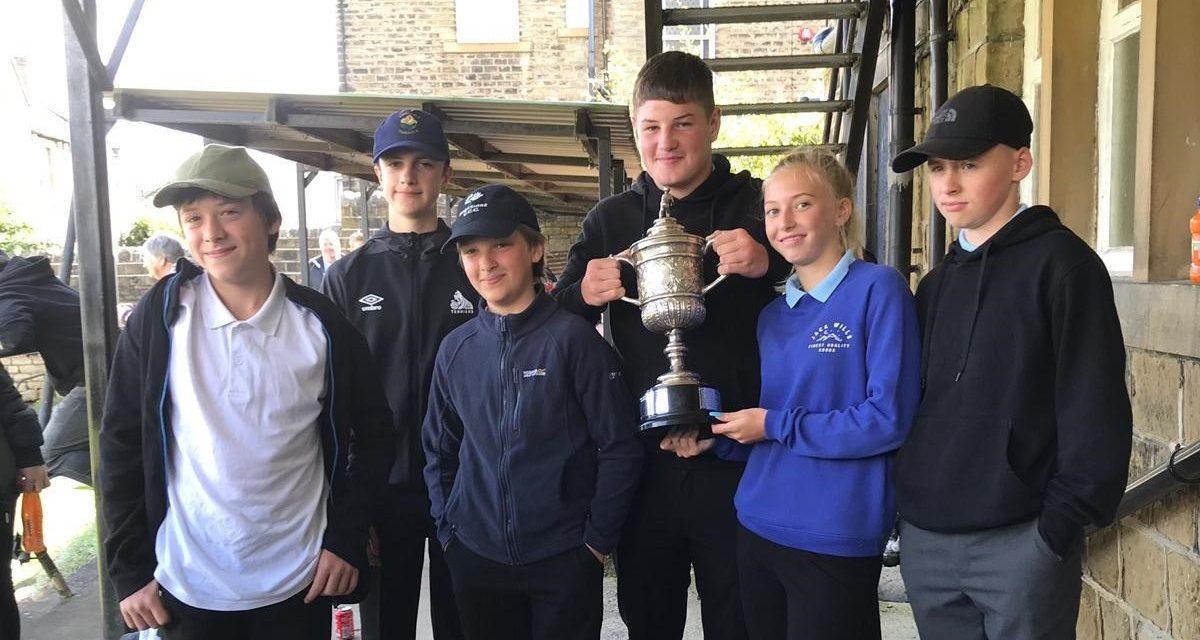 Huddersfield Junior Bowling is back underway