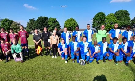 Bent double as Berry Brow lift Gee Cup in thriller