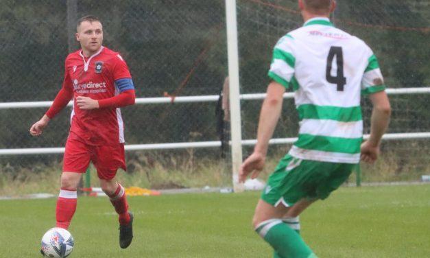 'Let's win the league' says Golcar United skipper Dan Stocker