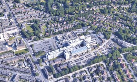 Plans for new A&E at Huddersfield Royal Infirmary are shown to councillors