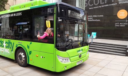 Mayor of West Yorkshire on a drive to bring buses home