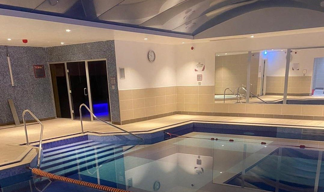 Swimming lessons for children at new TruGym Huddersfield