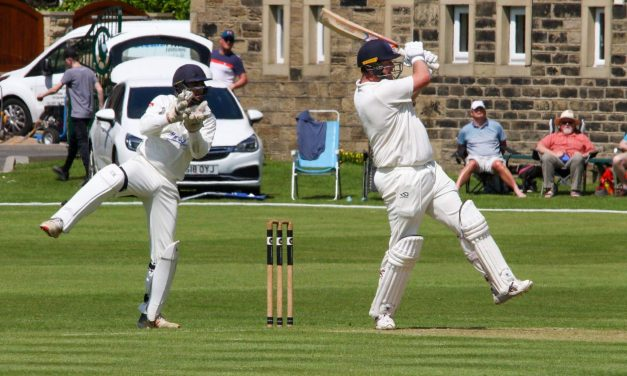 Dom proves Broad Oak are far from Finn-ished
