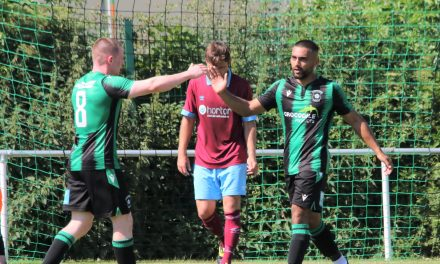 Dan Naidole proves too hot for former club Emley AFC as Golcar United claim come-from-behind victory
