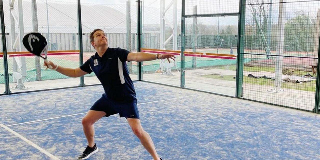 How padel is causing a big splash at Huddersfield Lawn Tennis and Squash Club
