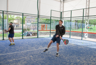 Huddersfield Lawn Tennis & Squash Club smashing it as a centre for the fast-growing sport of padel