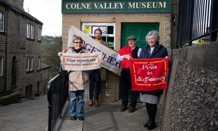 Colne Valley Museum marks re-opening with new exhibition celebrating the history of Yorkshire's textiles industry