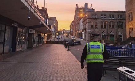 Winning the battle against Tesco yobs and town centre anti-social behaviour