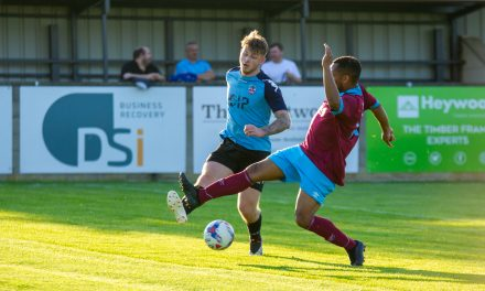 Young Emley AFC side come through second half test of character