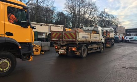 Why the gritters might be out on a barbecue weekend