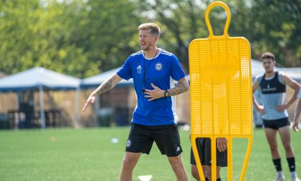 How Jon Stead is chasing the American dream as he starts his coaching career in the USA