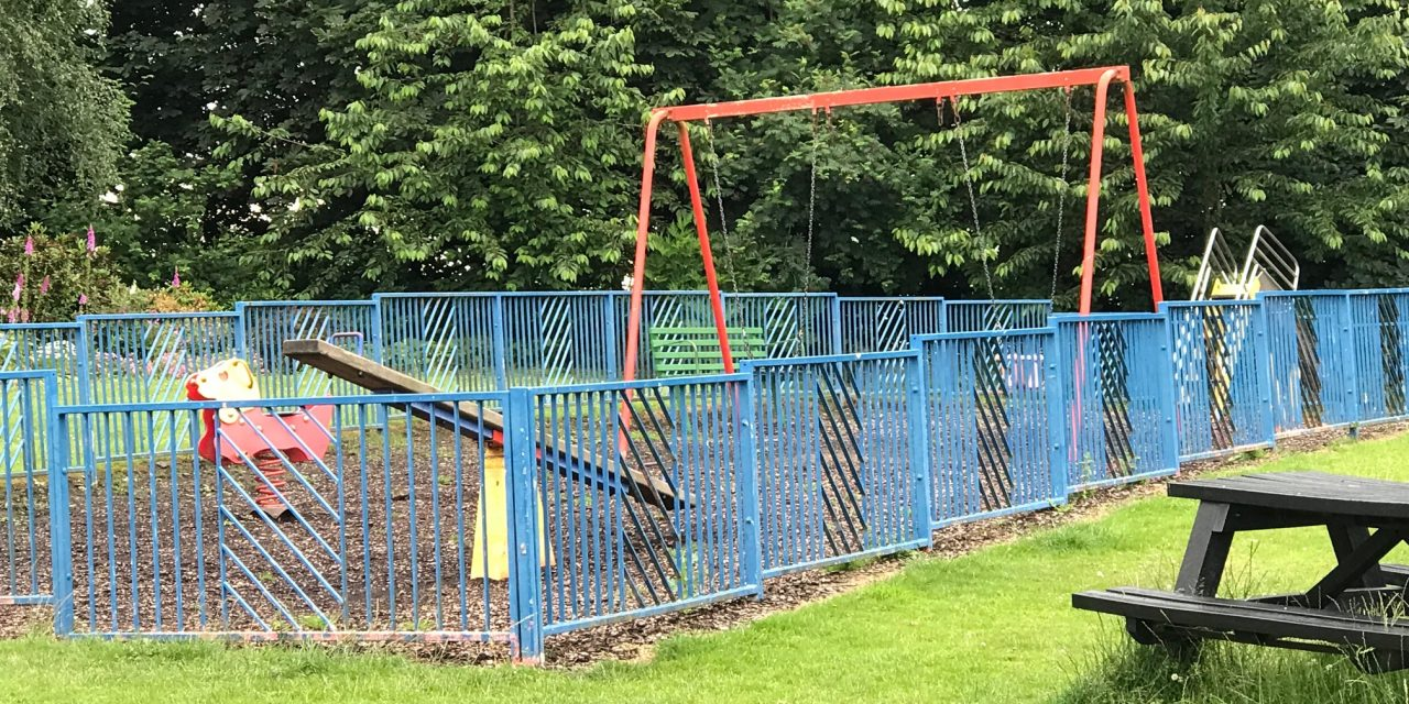 Parks and playgrounds are about more than just child's play