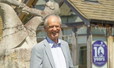 Ken Davy appointed president of Platinum Partners at Forget Me Not Children's Hospice