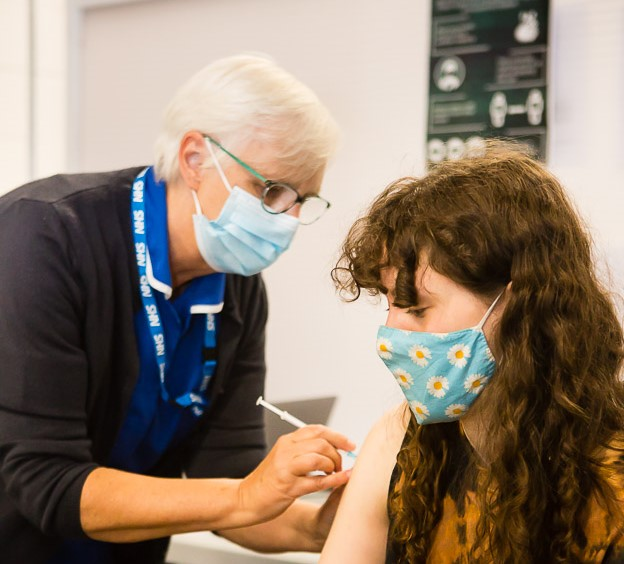 9 pop-up vaccination centres where you can grab a jab this week without an appointment