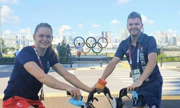 Mum's pride and pain as badminton couple Marcus Ellis and Lauren Smith bow out of Tokyo Olympics