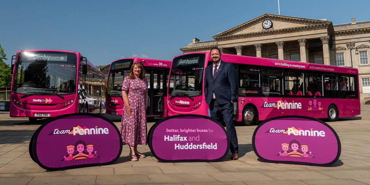 New jobs, new buses and a £1,000 welcome bonus for qualified drivers – how Team Pennine is changing the face of bus travel