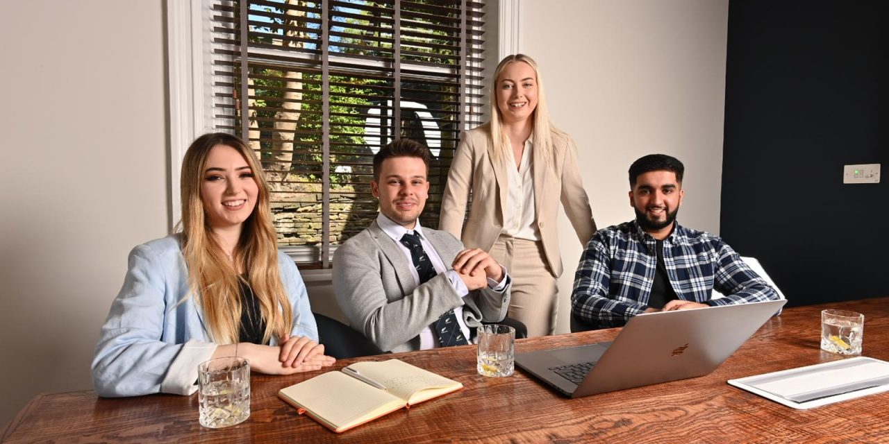 Huddersfield digital agency with humble beginnings marks three years in business with new client wins