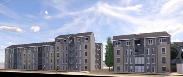 Smart low-rise homes set to replace 'danger' flats at Berry Brow – at a cost of £57 million