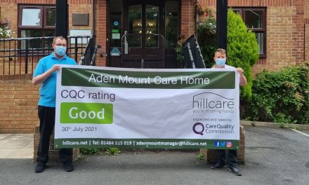 Praise for staff at Aden Mount Care Home as CQC inspectors make unexpected visit