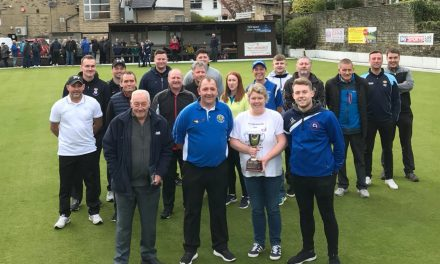 Family of the late Paul Sykes have raised almost £10k in his memory with bowling competition and other events