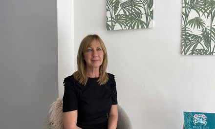 Into the Spotlight…Linda Holmes follows her passion and returns to the salon after three years away