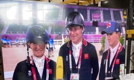 Sorry mum! Olympic gold medalist Oliver Townend forgets mum's birthday