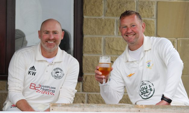 Gallery of pictures from James Noble's Sunday fundraiser at Scholes Cricket Club