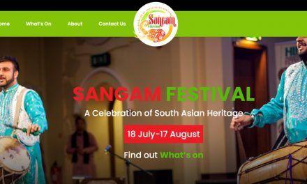 Sangam Festival celebrates Huddersfield's South Asian culture and history with Peace Walk