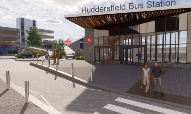 Live online consultation sessions to have your say on revamp of Huddersfield Bus Station
