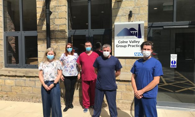 Croft House Surgery plans to celebrate move to Globe Mills when Covid restrictions allow