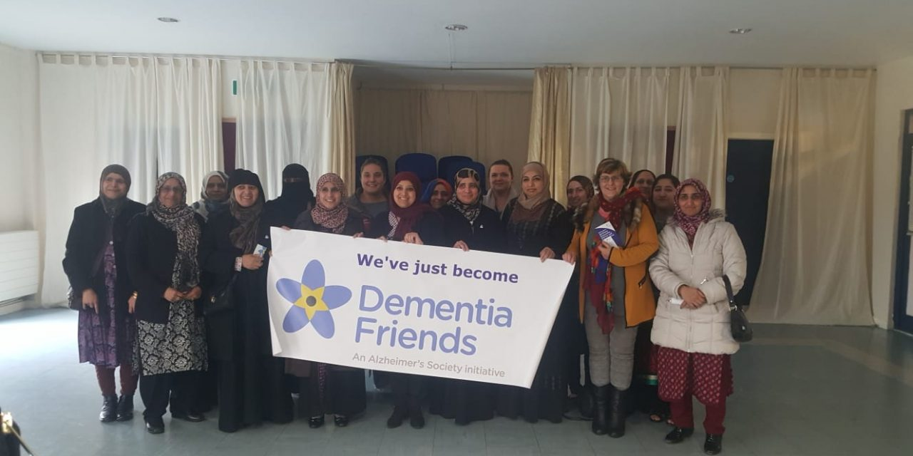 The amazing help now available for people with dementia in Kirklees and this is how you can find it