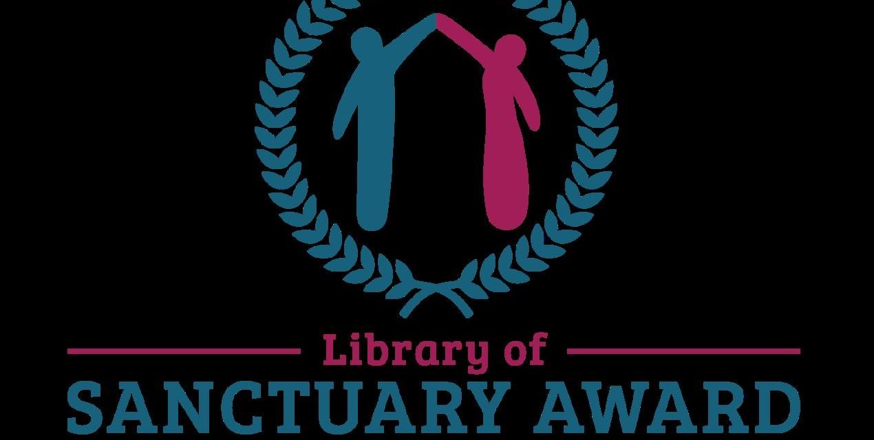 Kirklees Libraries receive national award for being a place of sanctuary and safety for refugees