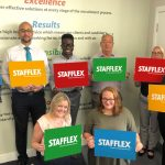 Stafflex unveils modern new branding which reflects its strong traditional values