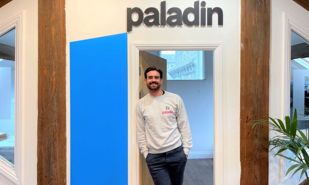 New account manager Alex is Taylor-made for Paladin