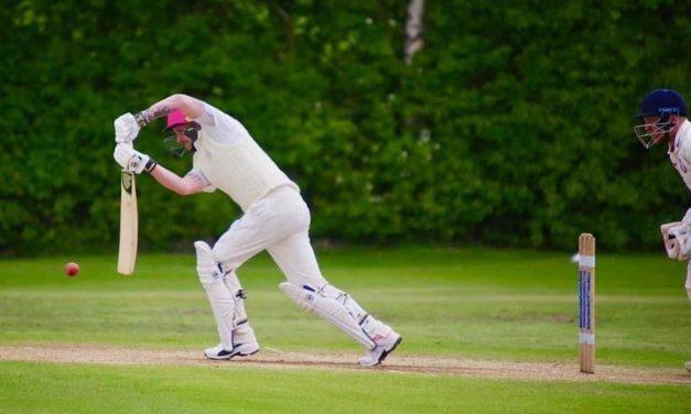 Broad Oak is where the heart is for Huddersfield Cricket League batting prize winner Charlie Roebuck