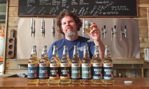 Into the Spotlight…'Udders Orchard Cider where you can swap your homegrown apples and pears for cider