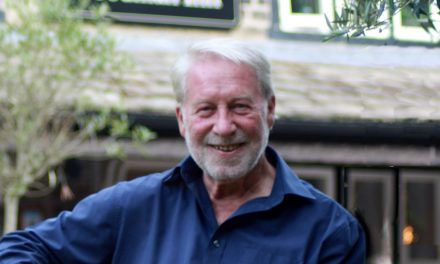 Prof Graham Leslie backs road shake-up plans for Holmfirth town centre