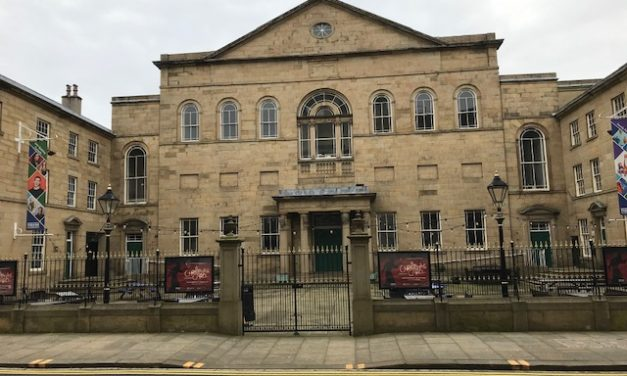 How to discover Huddersfield's heritage on the go – using the phone in your pocket