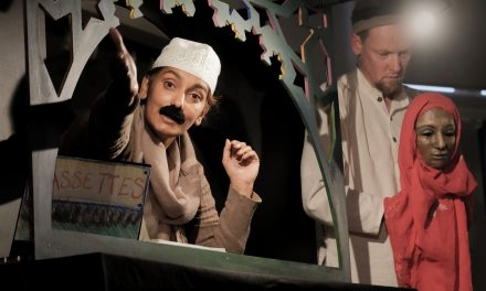 Mum's play at Holmfirth Arts Festival tells of growing up a first generation child of immigrant parents in Yorkshire in the 1980s