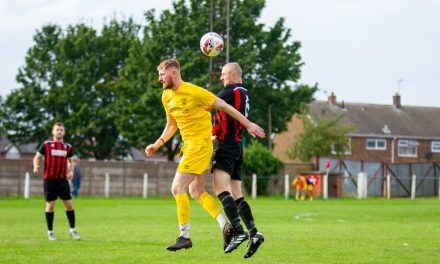 Full gallery of images from Emley AFC's trip to Maltby Main