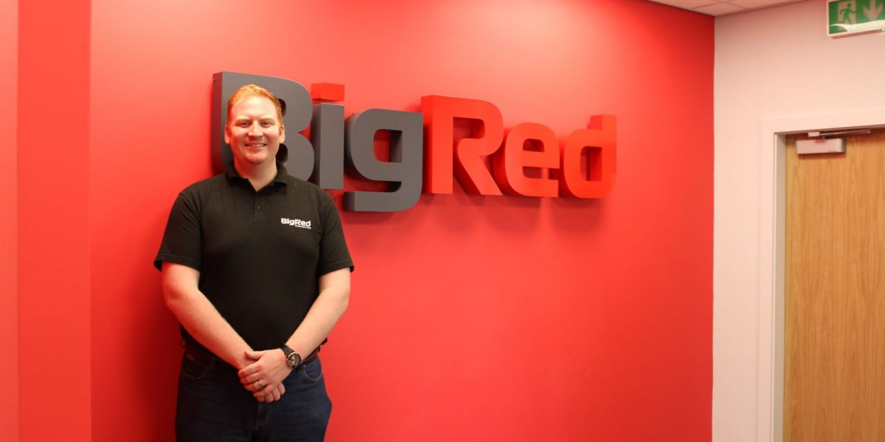 Big Red Construction is major new sponsor for Huddersfield Hub