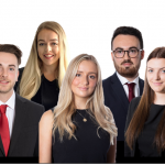 Ramsdens welcomes latest intake of trainee solicitors as the firm continues to invest in the future
