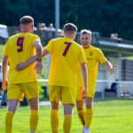 Ryan John's cracking late winner at Sherwood means first win of the season for Emley AFC's merry men