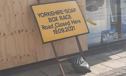 Apology after Yorkshire Soapbox Race is cancelled by Huddersfield BID due to mix-up over insurance