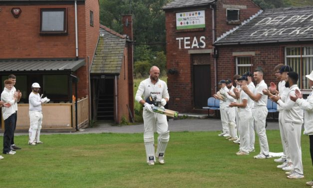 Will Hinchliffe ensures third place finish for Golcar as Huddersfield Cricket League 2021 season comes to a close